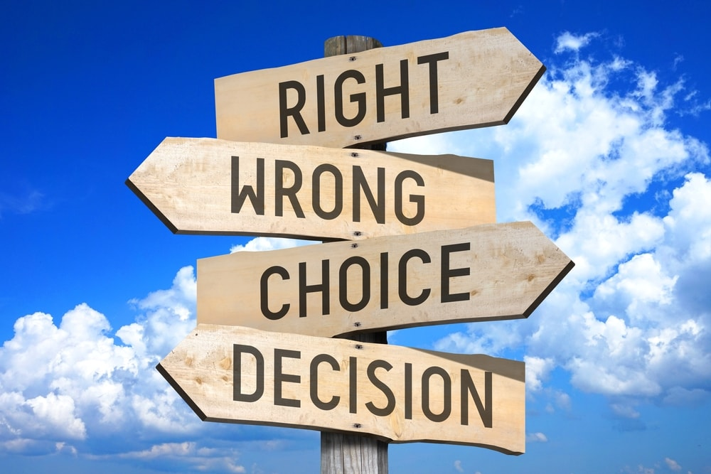 How to Make the R.I.G.H.T. Decisions